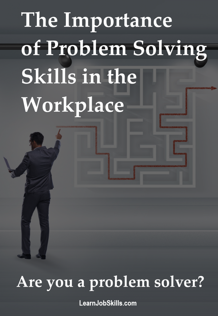 Problem-Solving Skills in the Workplace