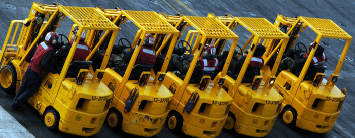 How to Become a Certified Forklift Operator